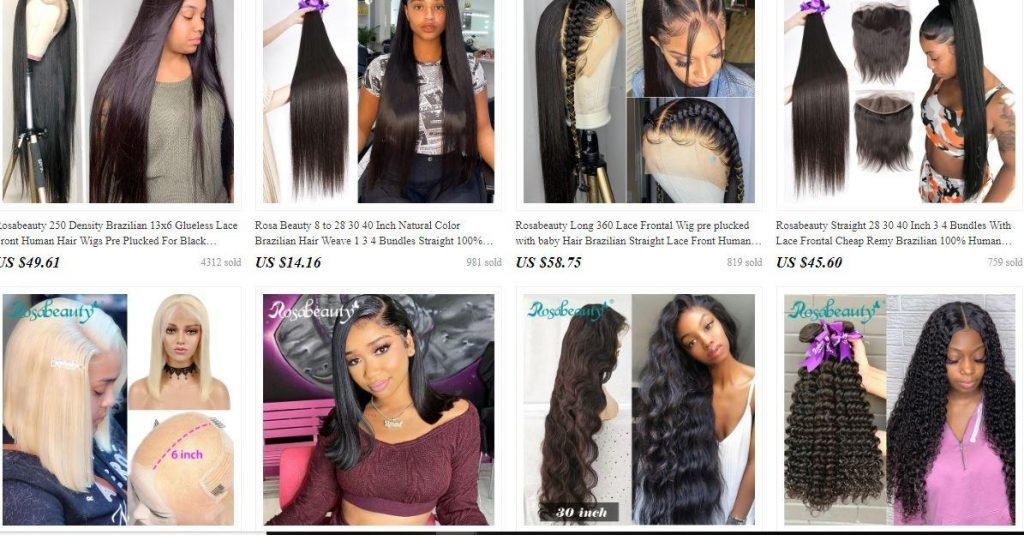 best virgin hair companies