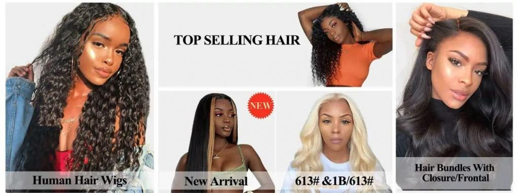 buy human hair wigs