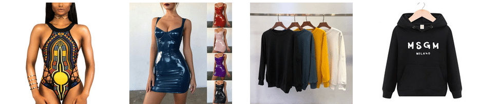 dhgate fashion for women