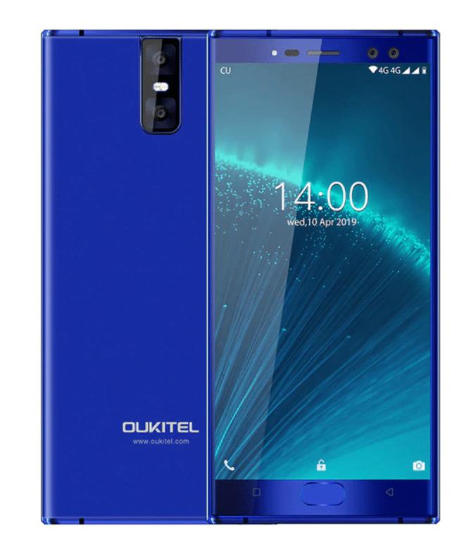 oukitel budget chinese smartphone