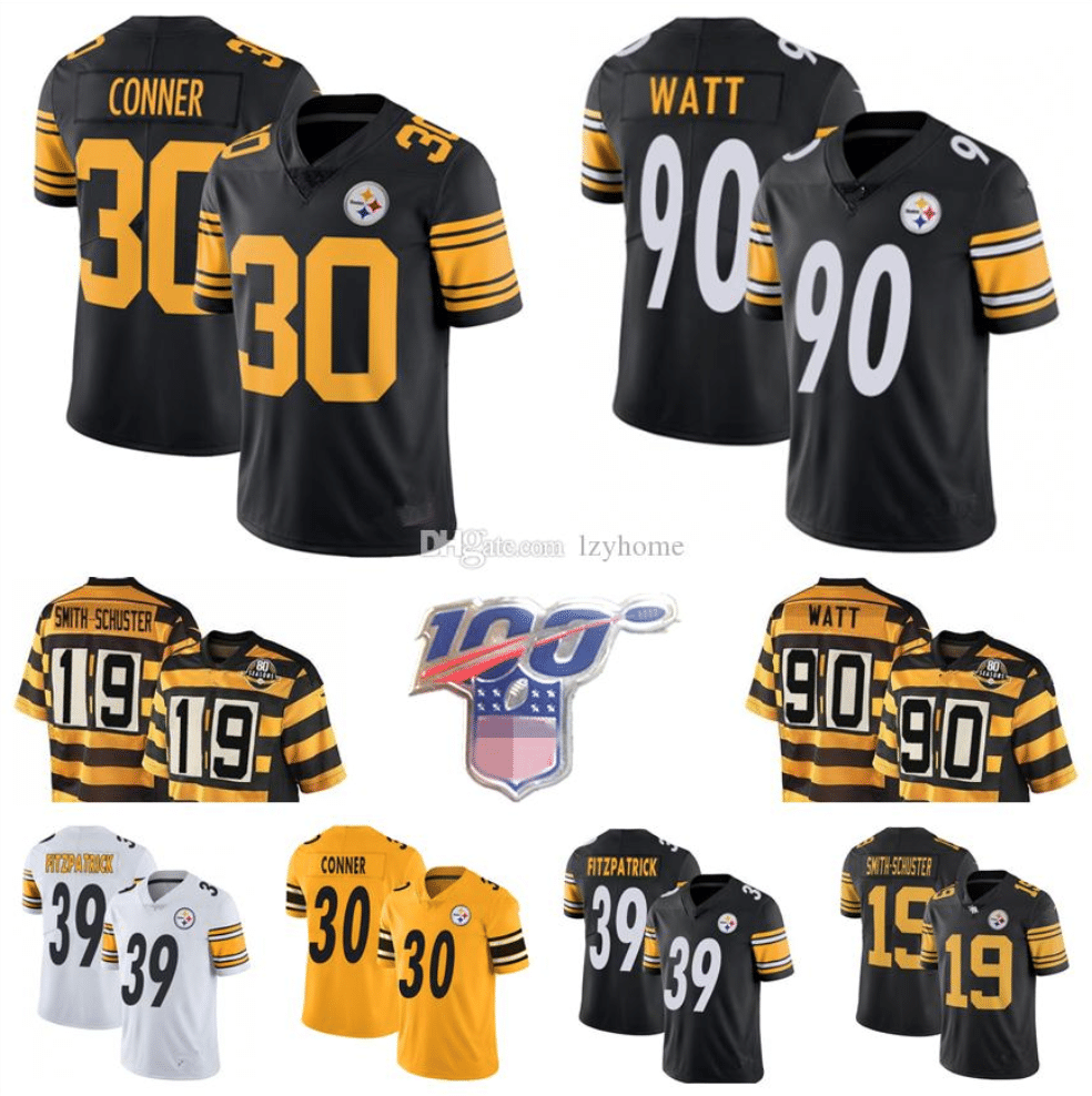 pittsburgh steelers jersey from china