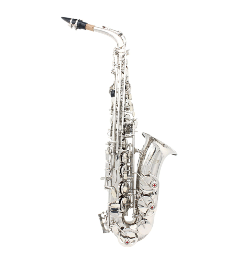 silver saxophone china cheap