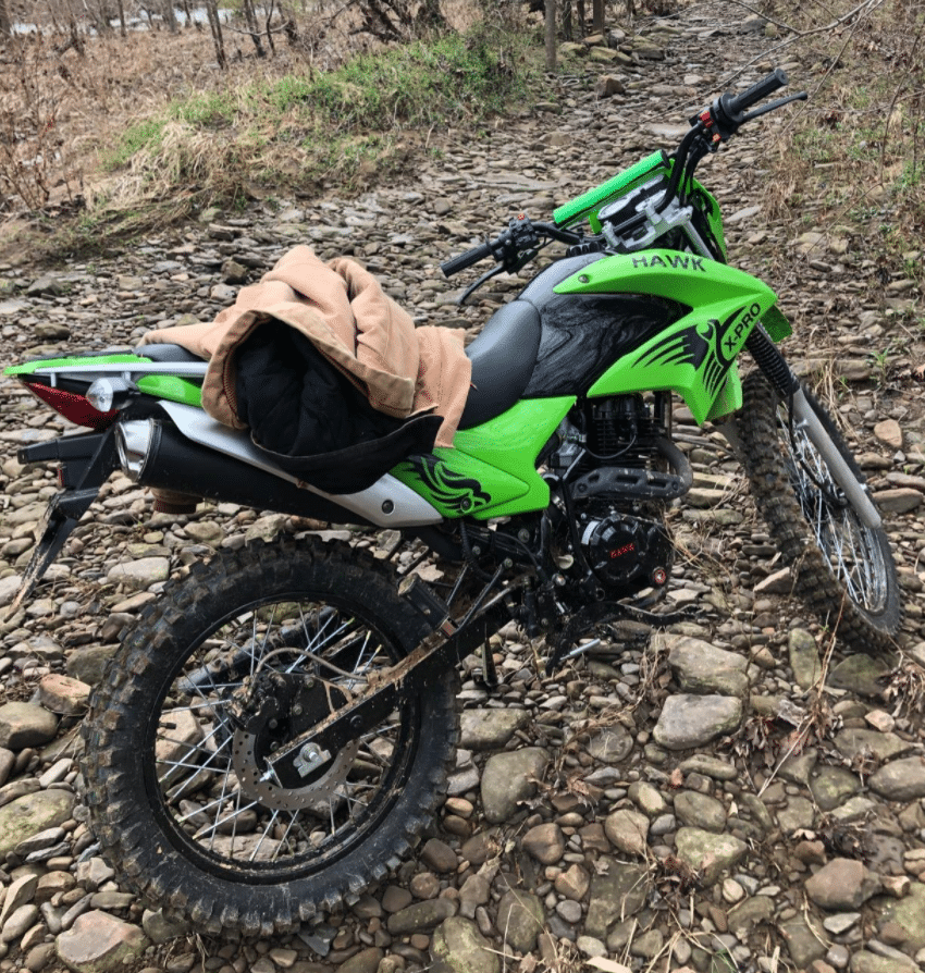 x pro hawk 250 cc dirt bike chinese