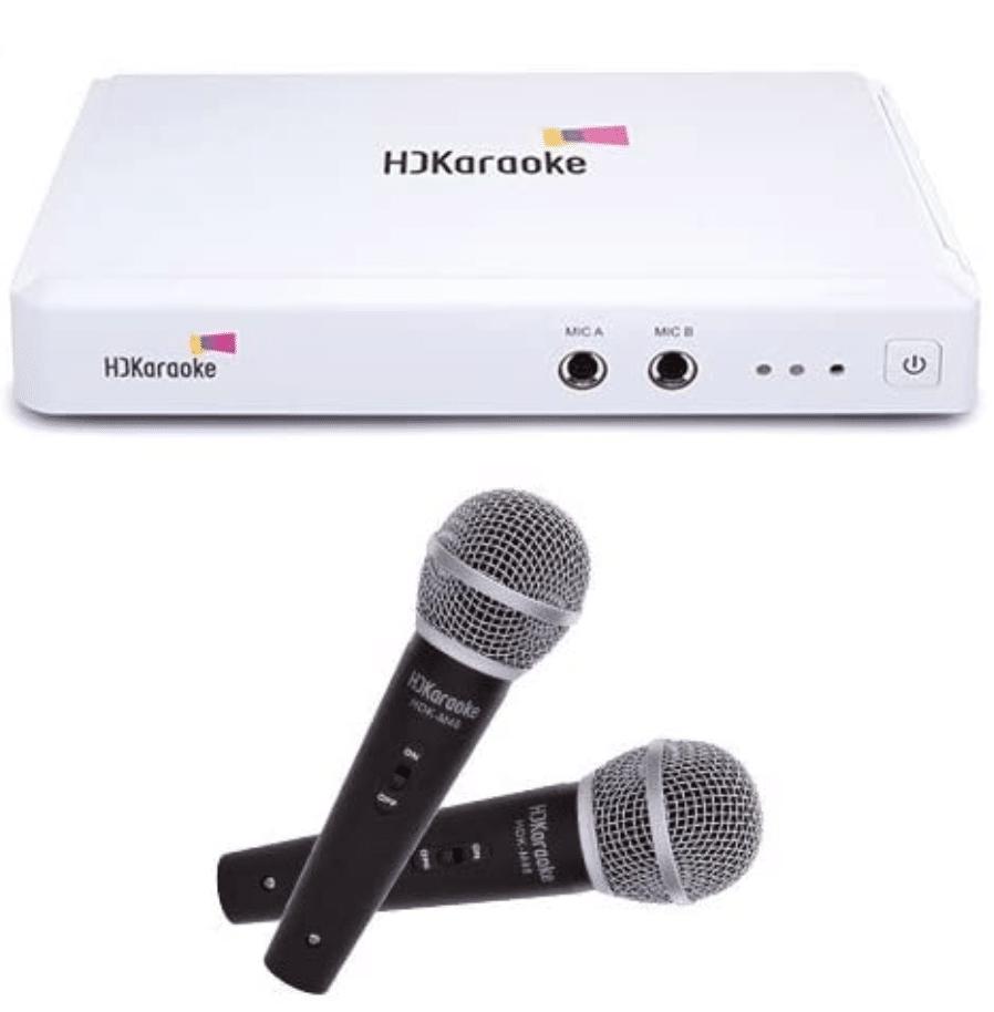 cheap karaoke machine from amazon