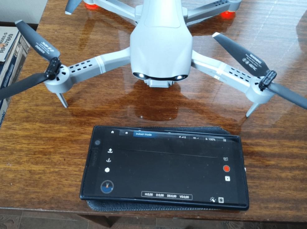 China mini drone