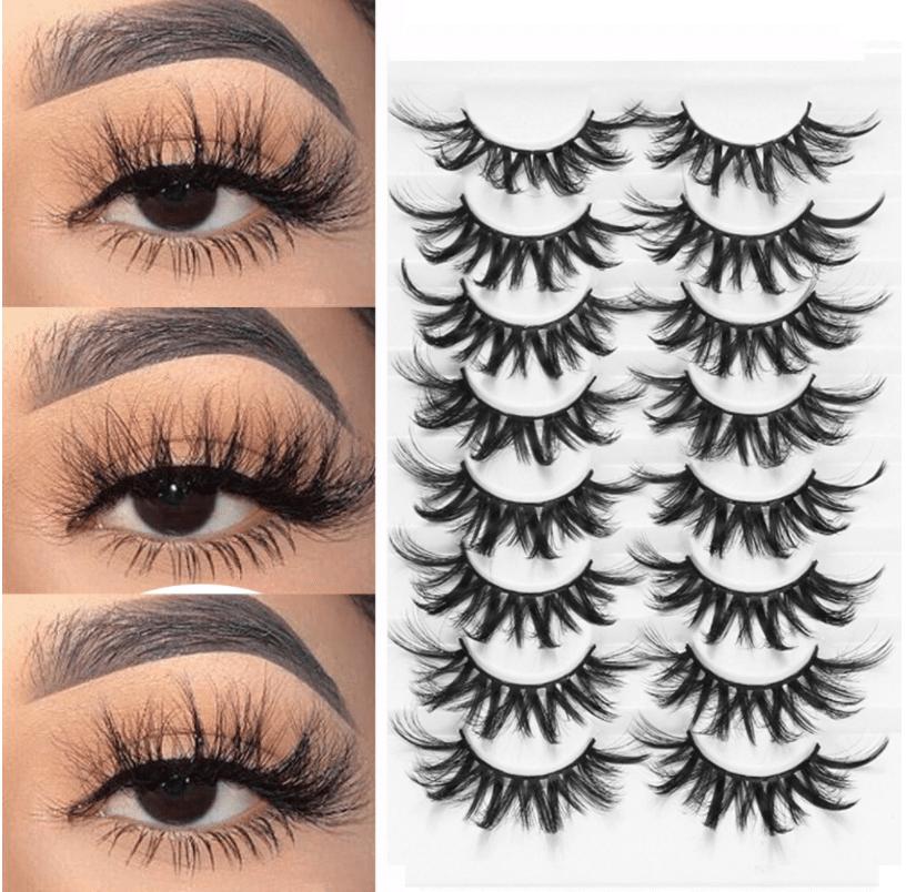 eyelash on aliexpress