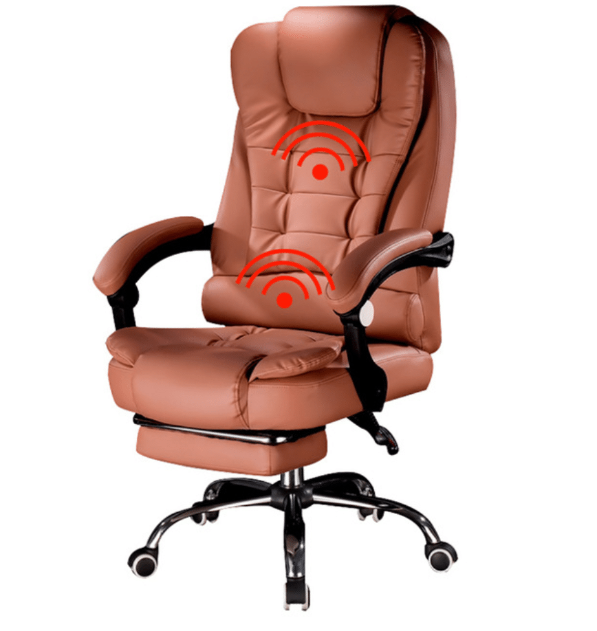 gaming chair with massager