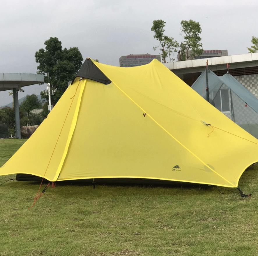 LanShan 2 3F UL GEAR 2 Person Rodless Tent