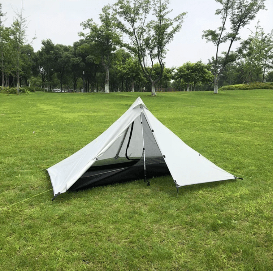 Super Budget Camping Tent on Aliexpress