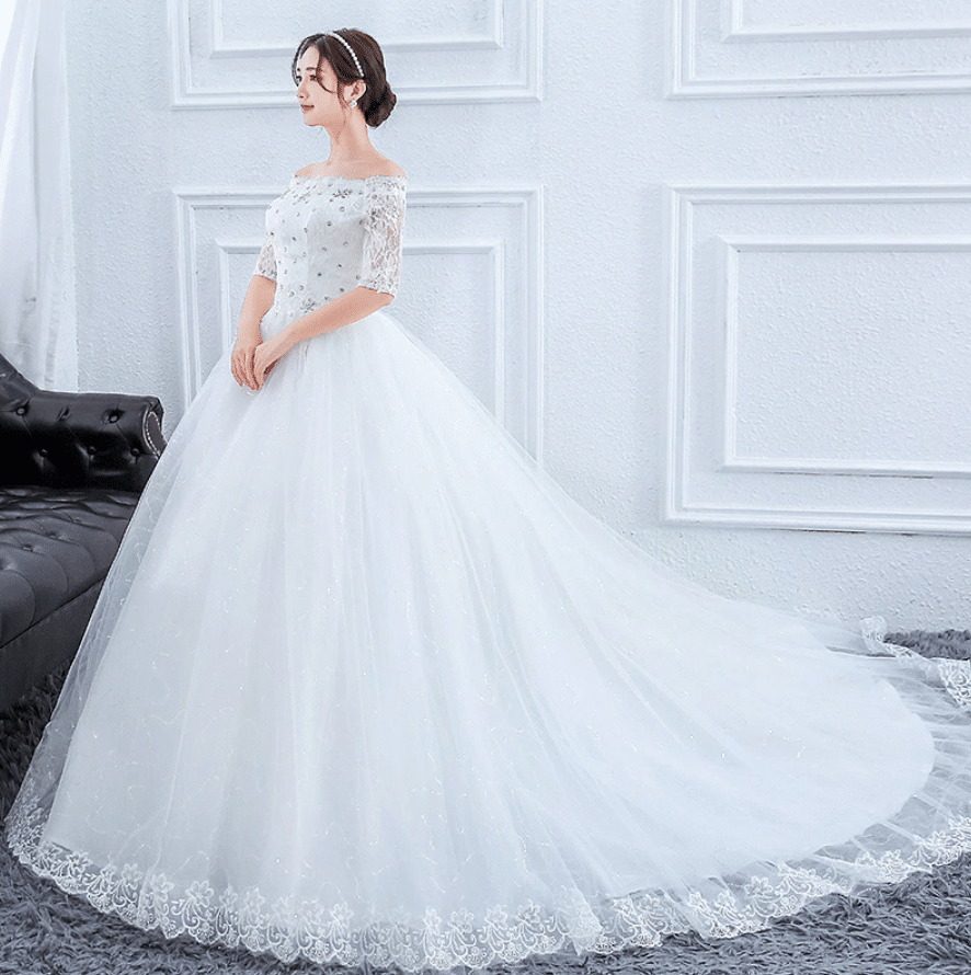 are aliexpress wedding dresses good?