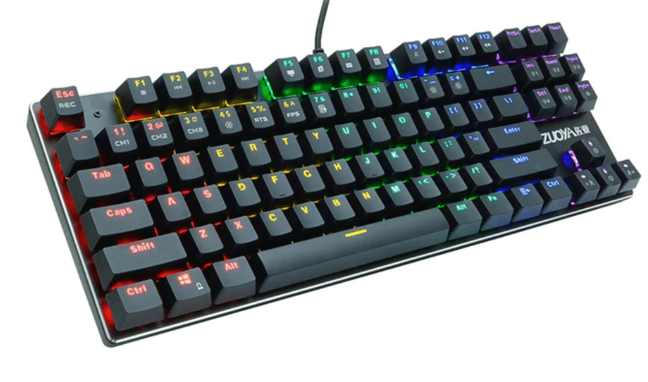 chinese mechanical gaming keyboard