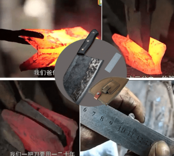 hard chinese cleaver