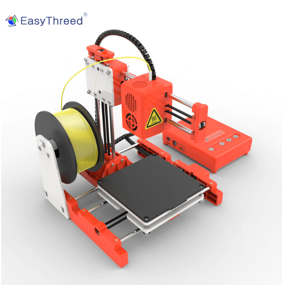 easy threed mini 3d printer