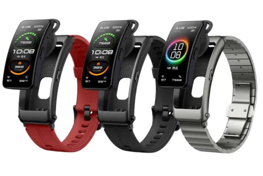 Huawei Talkband B6 latest huawei smartwatch