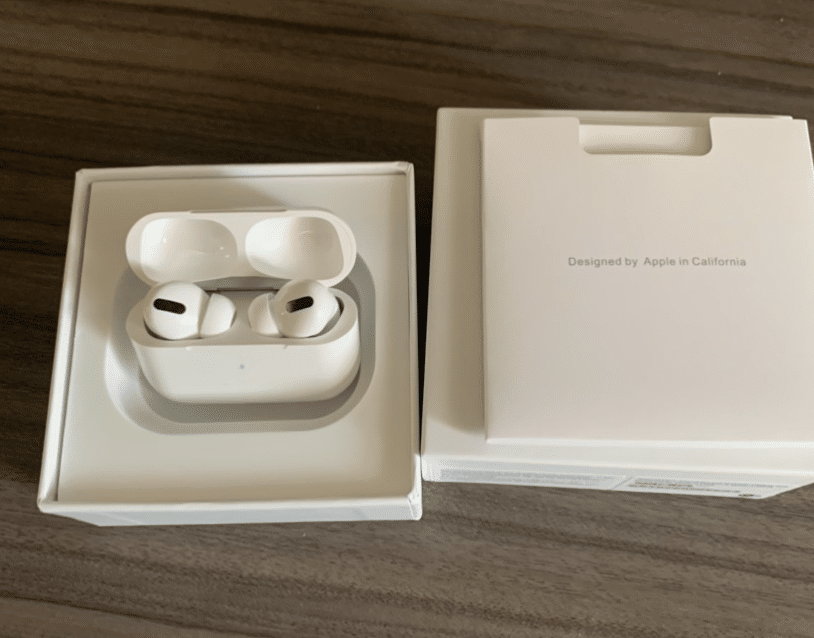 fake airpods pro unboxing