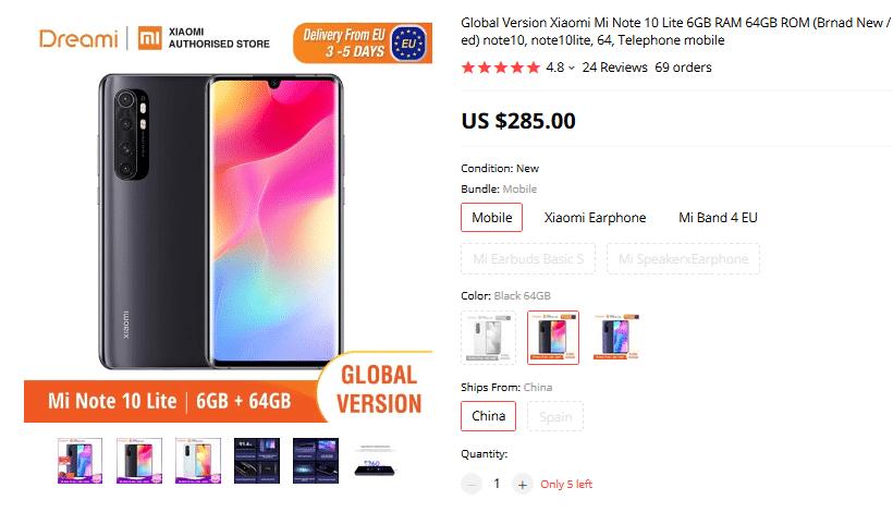 AliEXpress vs eBay Price Comparison 2