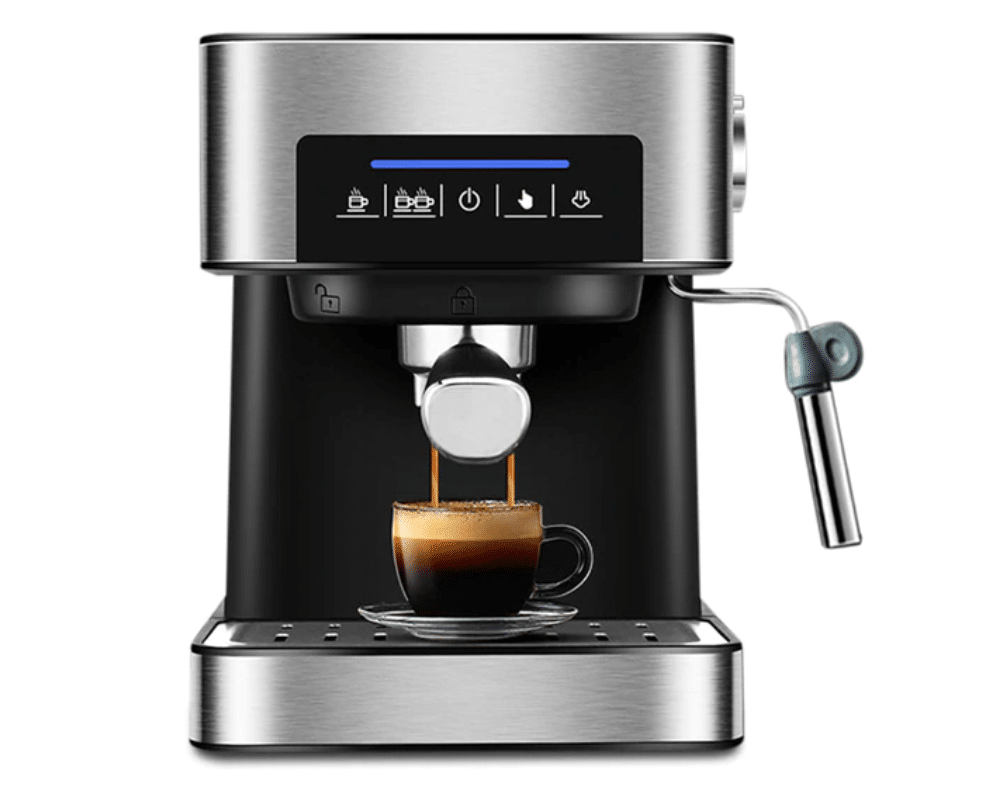 Chinese espresso machine