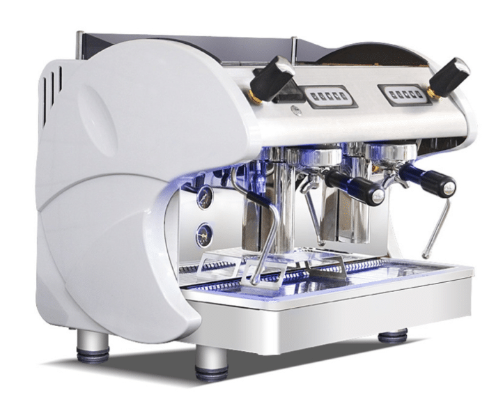 double head coffee machine from china